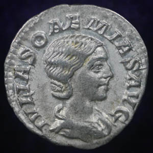 Denarius of Julia Soaemias