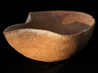 Middle Bronze Age Oil Lamp