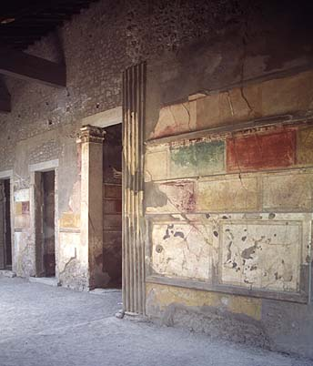 House of Sallust, Pompeii