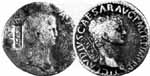 Countermarked Roman Coins