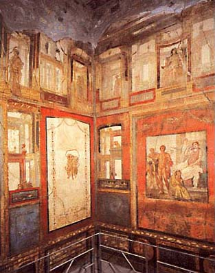 Ixion Room House Of Vettii